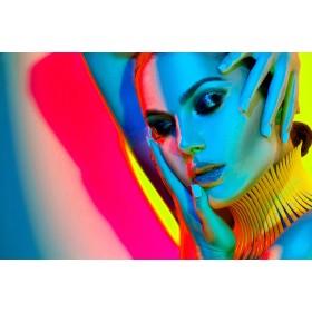 Aluminium schilderij Bright fotokunst