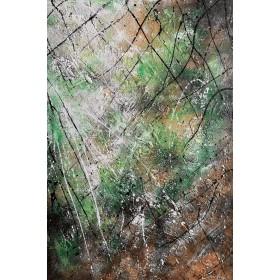 Olieverf schilderij Epic 120 x 80 cm
