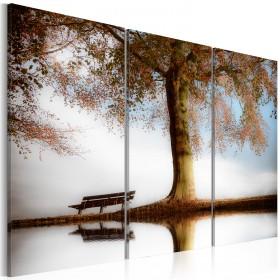 Foto schilderij - Poetic landscape