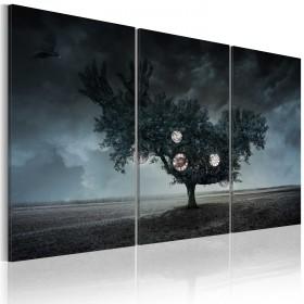 Foto schilderij - Apocalypse now - triptych