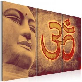 Foto schilderij - Boeddha - symbool