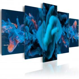 Foto schilderij - Beneath the Blue