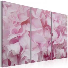 Foto schilderij - Azalea in roze