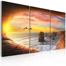 Foto schilderij - Paradise beach