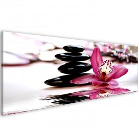 Foto schilderij - Orchidee - oase van rust