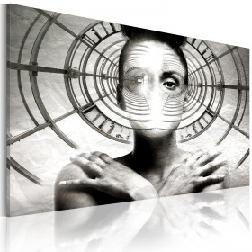 Foto schilderij - Hypnotized