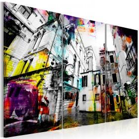 Foto schilderij - Artistry of architecture