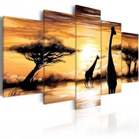 Foto schilderij - Wild Africa
