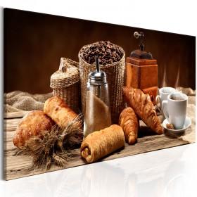 Foto schilderij - Dream Breakfast