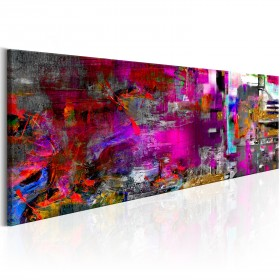 Foto schilderij - Purple Orangery