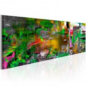 Foto schilderij - The Artist's Garden