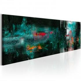 Foto schilderij - Turquoise Power