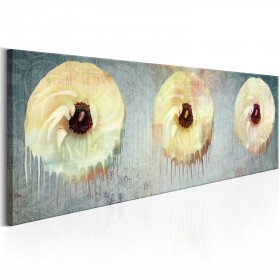 Foto schilderij - Floral Mirage