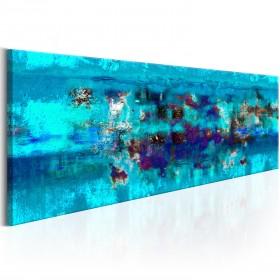 Foto schilderij - Abstract Ocean