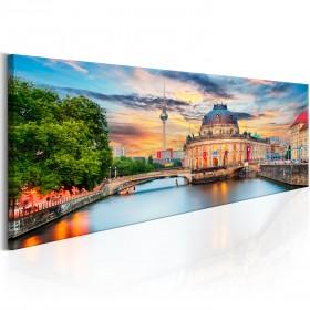 Foto schilderij - Berlin: Museum Island