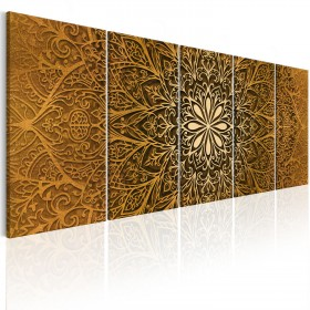 Foto schilderij - Paper Mandala