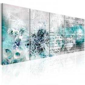 Foto schilderij - Covered with Ice I