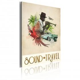 Foto schilderij - Sound&Travel