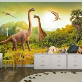 Fotobehang - Dinosaurs