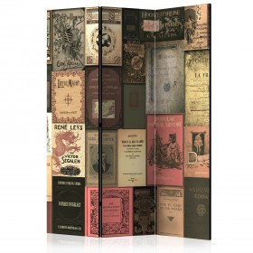 Kamerscherm - Books of Paradise