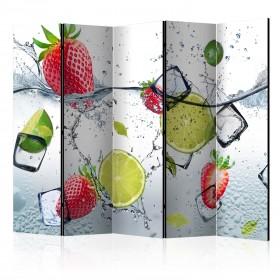 Kamerscherm - Fruit Cocktail II
