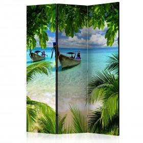 Kamerscherm - Tropical Paradise