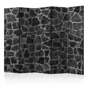 Kamerscherm - Black Stones II