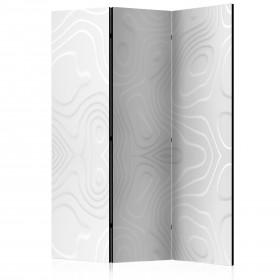 Kamerscherm - Room divider - White waves I