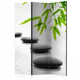 Kamerscherm - Zen Stones