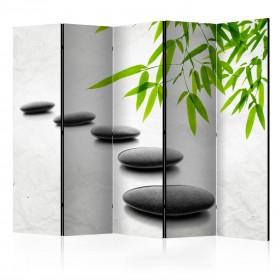 Kamerscherm - Zen Stones II