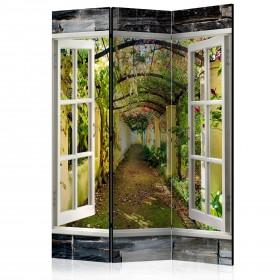 Kamerscherm - Secret Garden
