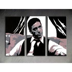 Popart schilderij Al Pacino 4