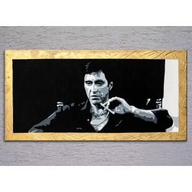Popart schilderij Al Pacino 2