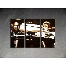 Popart schilderij James Bond 2