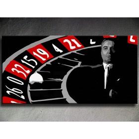 Popart schilderij Casino 2