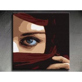 Popart schilderij Gateway to the soul