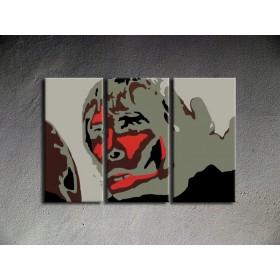 Popart schilderij Ian Brown 5