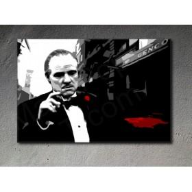 Popart schilderij Marlon Brando 1