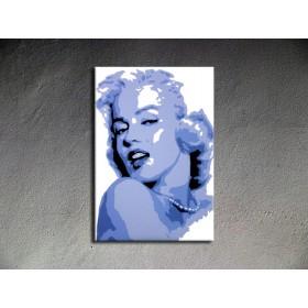 Popart schilderij Marilyn Monroe 1