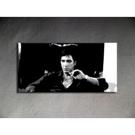 Popart schilderij Scarface 2