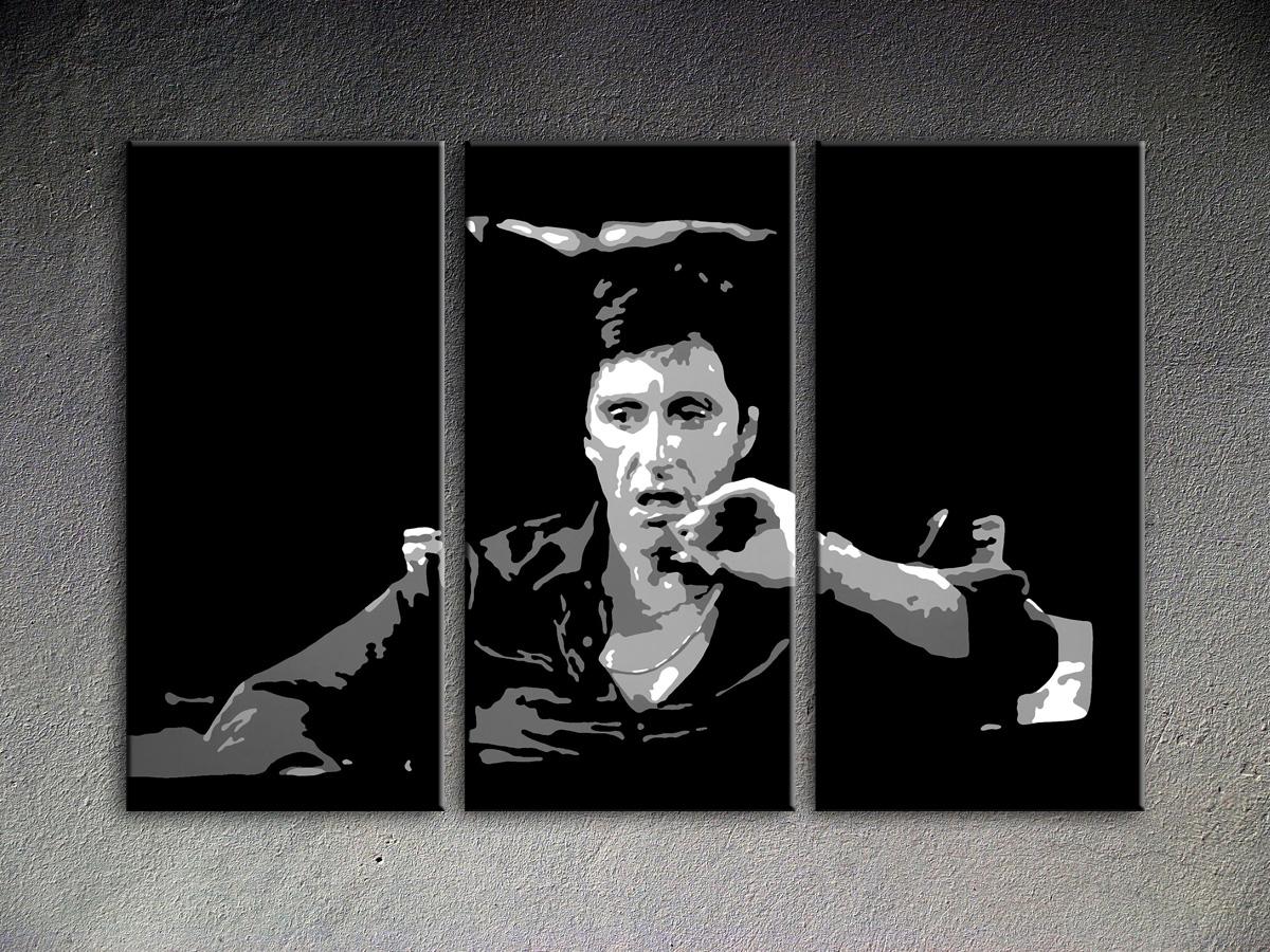 Popart schilderij Al Pacino 8