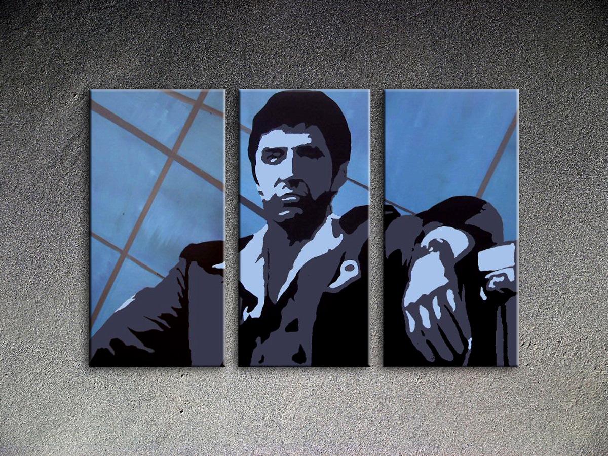Popart schilderij Al Pacino 10