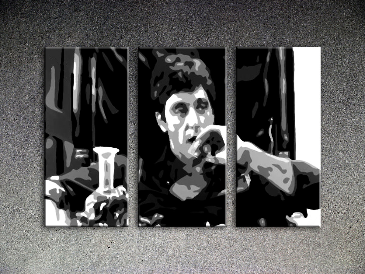 Popart schilderij Al Pacino 14