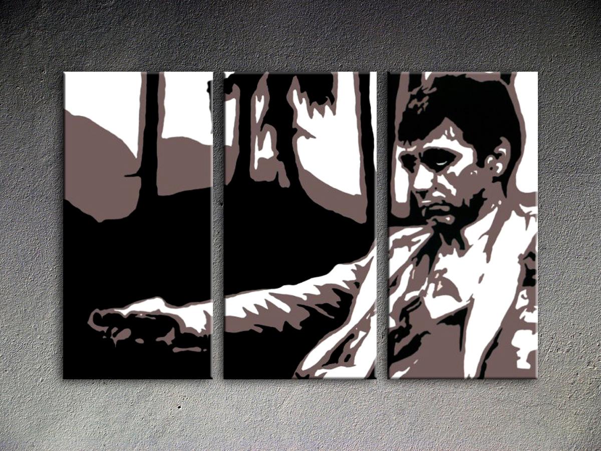 Popart schilderij Al Pacino 15