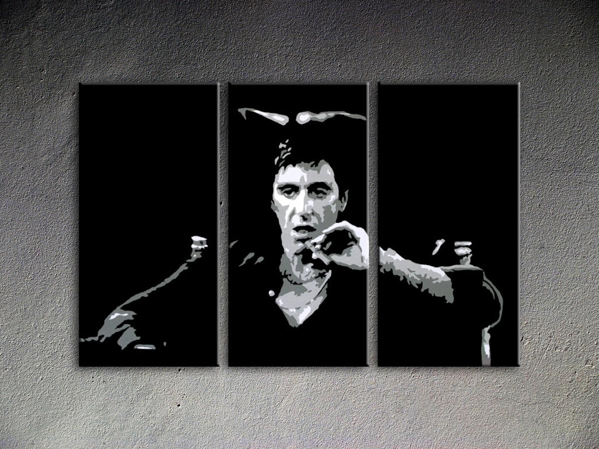 Popart schilderij Al Pacino 16