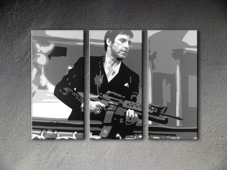 Popart schilderij Al Pacino 11