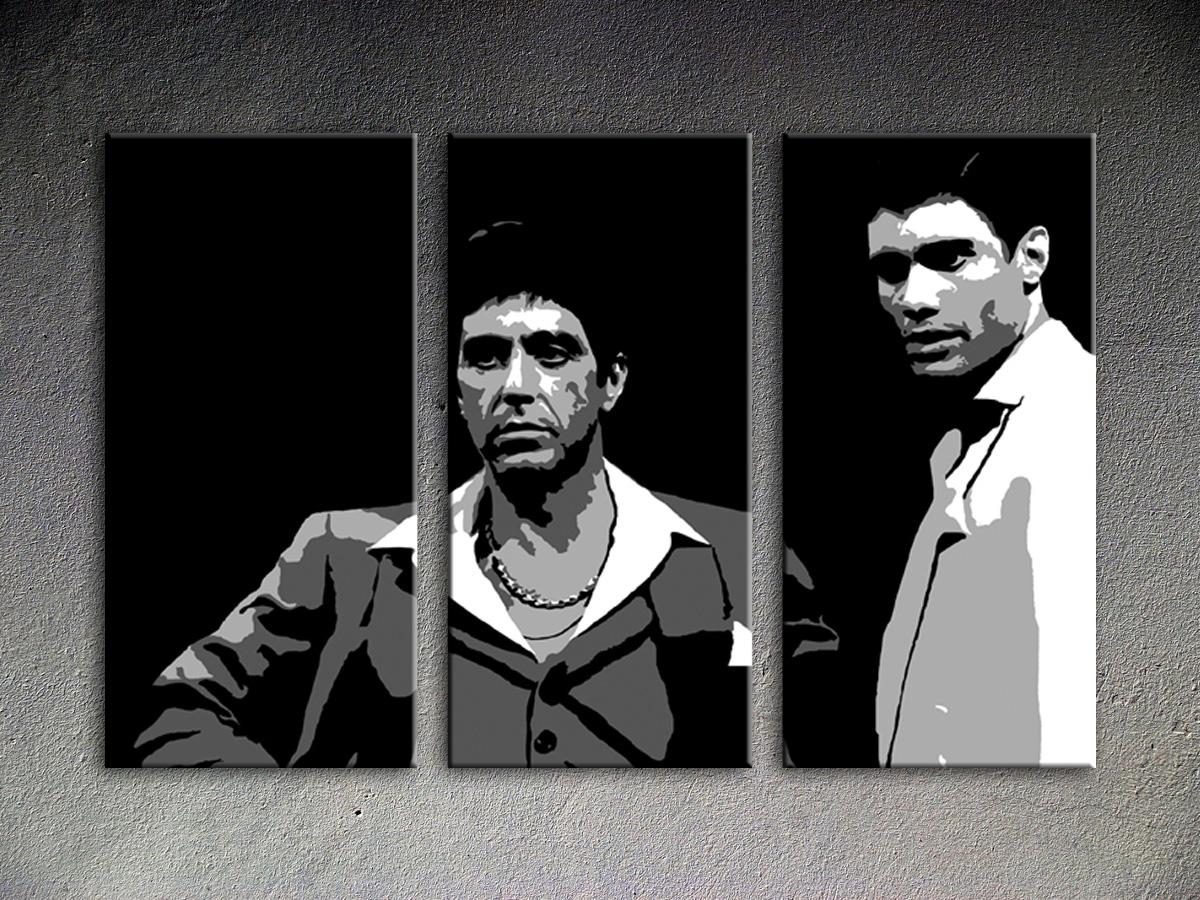Popart schilderij Al Pacino 17