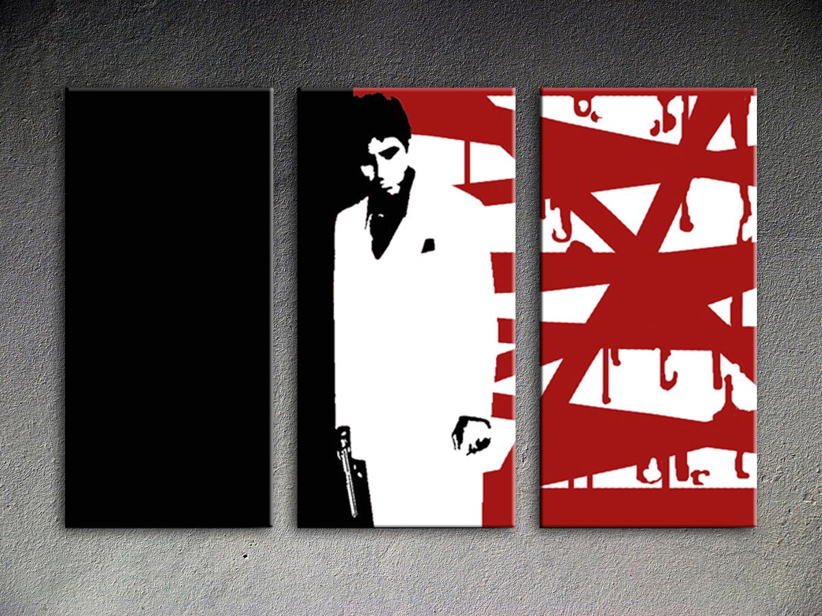 Popart schilderij Al Pacino 18