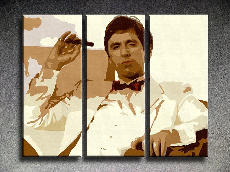 Popart schilderij Al Pacino 19