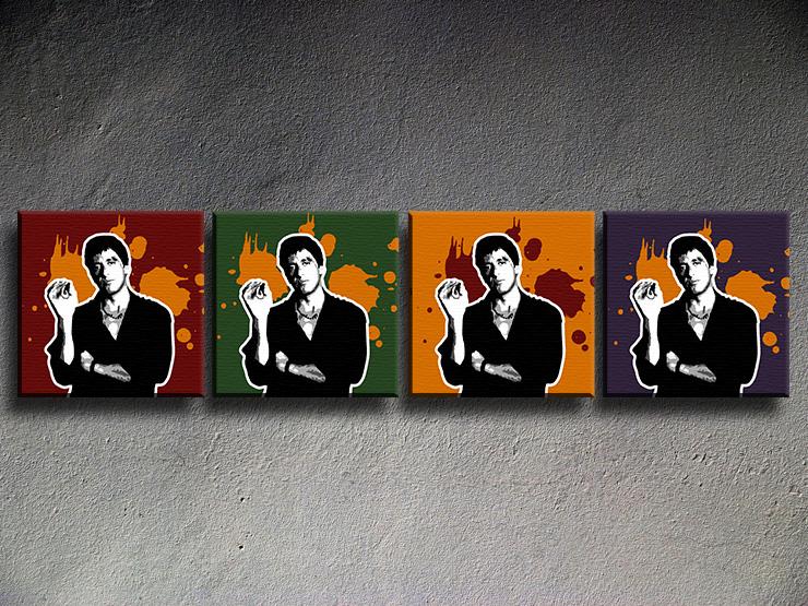 Popart schilderij Al Pacino 21